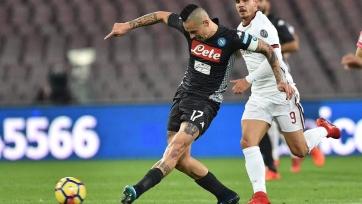 «Наполи» уверенно победил «Милан»