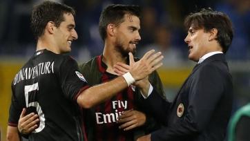 Монтелла: «Теперь я уверен, что «Милан» финиширует в топ-4»
