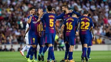 «Барселона» установила клубный рекорд по пропущенным голам