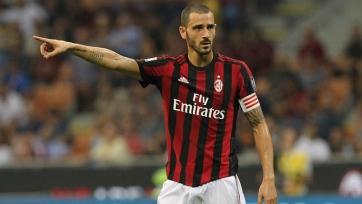 Бонуччи критически отозвался об атаке «Милана»