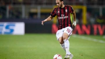 Стало известно, сколько «Милан» заплатил за Чалханоглу