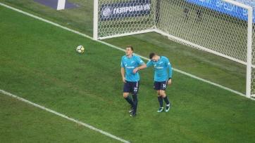 Артём Дзюба в 17-м туре РФПЛ забил первый гол в чемпионате
