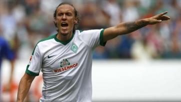 «Вердер» выиграл первый матч в Бундеслиге, разгромив «Ганновер»