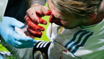 Рамос: «Я бы тысячу раз истёк кровью ради «Реала»