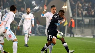 «Марсель» спас ничью в Бордо на 94-й минуте