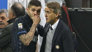Икарди вспомнил, как «Интер» рухнул с Манчини