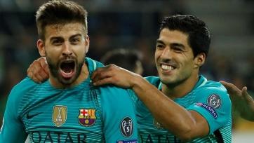 «Барселона» обжалует предупреждения Пике и Суареса