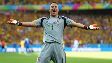 Оспина подумывает уйти из «Арсенала» в январе