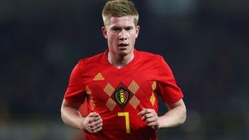 Источник: «Реал» намерен подписать Де Брёйне