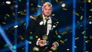 Гранквист признан лучшим футболистом 2017 года в Швеции
