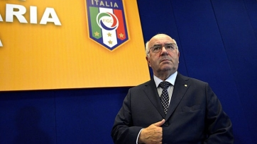 Официально: Тавеккио уволен с поста президент Федерации футбола Италии