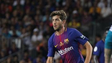 Серхи Роберто: «Барселона» – клуб всей моей жизни»