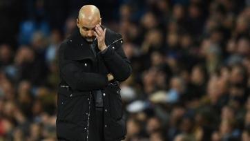 «Манчестер Сити» с трудом переиграл «Фейеноорд»