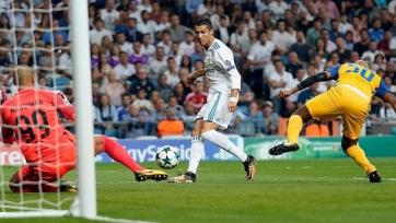 «Реал» установил рекорд в рамках ЛЧ