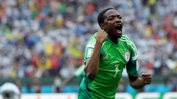 Стало известно, сколько нигерийские футболисты заработают за выход на Чемпионат мира