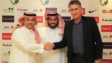 Саудовская Аравия не пощадила тренера
