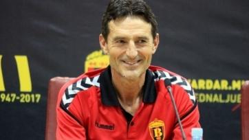 Наставник «Вардара: «Зенит» - один из лучших клубов в ЛЕ»