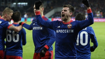 ЦСКА снова переиграл «Бенфику»