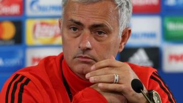 Моуринью прокомментировал поражение «Манчестер Юнайтед»