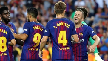 «Барселона» впервые сыграла две нулевых ничьих подряд в ЛЧ