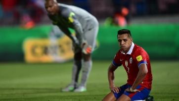Сборная Чили может сыграть вместо Перу на Чемпионате мира