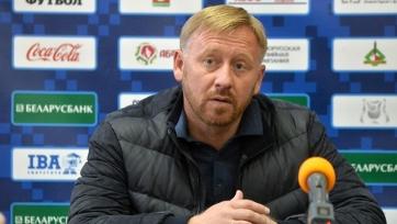 Ермакович: «Понимаем, что для выхода в плей-офф БАТЭ нужно победить «Арсенал» в Лондоне»