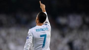 Роналду – футболист недели в Лиге чемпионов