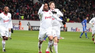 Фарфан – лучший футболист недели в Лиге Европы