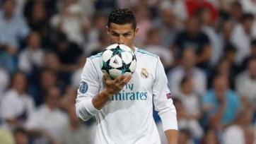 Игроки «Реала» заставили Роналду распсиховаться на тренировке (видео)