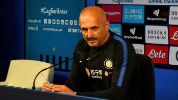 Спаллетти поделился ожиданиями от матча с «Кальяри»