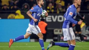 «Шальке» совершил сумасшедший камбэк в дерби с «Боруссией», уступая со счётом 0:4