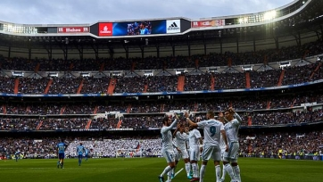«Реал» не без труда переиграл «Малагу»