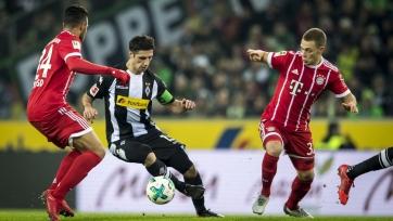 «Бавария» отступилась в Мёнхенгладбахе, проиграв первый матч при Хайнкесе