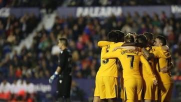 «Атлетико» обновил клубный рекорд
