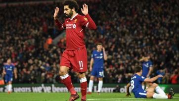 Салах стал 20-м экс-игроком «Челси», забившим прежнему клубу