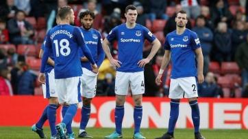 «Эвертон» на выезде потерпел разгромное поражение от «Саутгемптона»