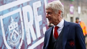 Венгер прокомментировал победу «Арсенала» над «Бёрнли»