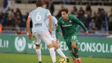 «Лацио» упустил победу над «Фиорентиной» на 94-й минуте
