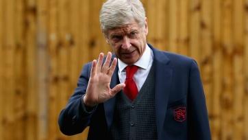 Венгер похвалил защитников «Арсенала»