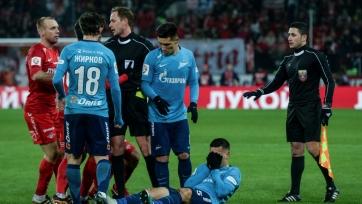 Глушаков – о словах Манчини в свой адрес: «В «Зените» есть футболисты, что их в каждом матче надо удалять»