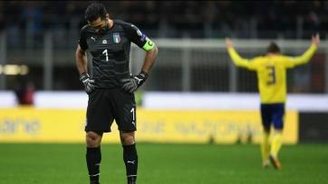 Буффон намекнул, что готов вернуться в сборную Италии