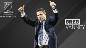 Назван лучший тренер сезона в МЛС