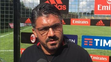 Гаттузо поделился ожиданиями от матча с «Беневенто»