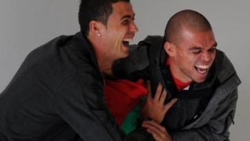 Фабрисио: «Надеюсь, Пепе переманит Роналду в «Бешикташ»