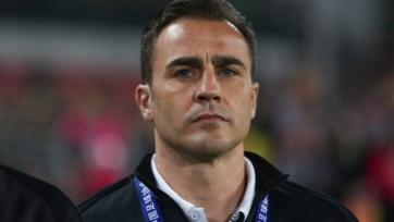 Каннаваро считает, что из Буффона получился бы прекрасный президент итальянской федерации футбола