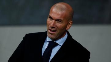 Зидан прокомментировал ответный матч с «Фуэнлабрадой»