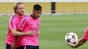 Ракитич: «С Неймаром у «Барселоны» было больше дисбаланса в игре»