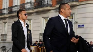 Отец Неймара прокомментировал возможный переход сына в «Реал»