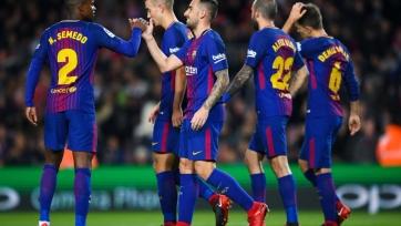 «Барселона» и «Севилья» прошли в следующий раунд Кубка Испании