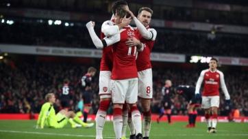 «Арсенал» разгромил «Хаддерсфилд», «Челси» и «Бёрнли» с минимальным преимуществом одержали победы